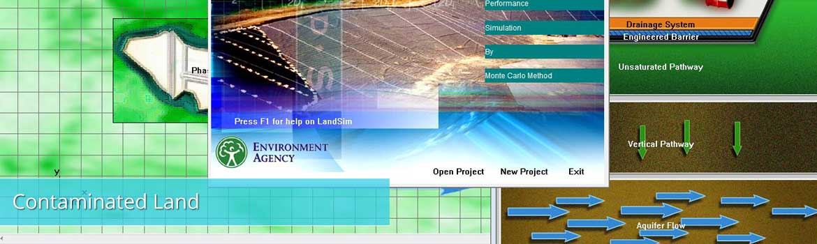Contaminated Land - Groundwater Modelling