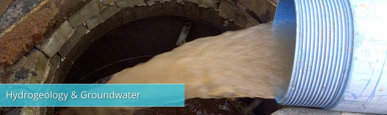 Hydrogeology & Groundwater - Discharges & Soakaway