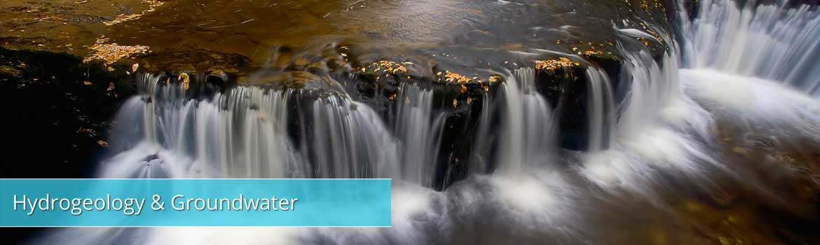 Hydrogeology & Groundwater -