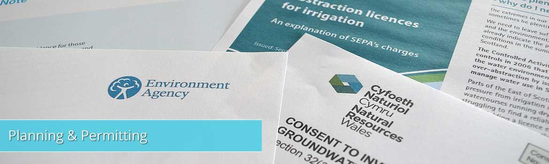 Planning & Permitting - Environmental Permitting