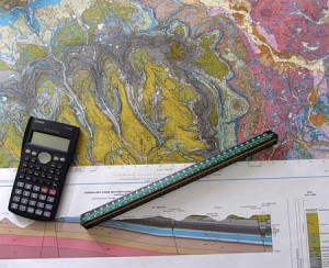 A geological mapping review for phase 1 desk study.