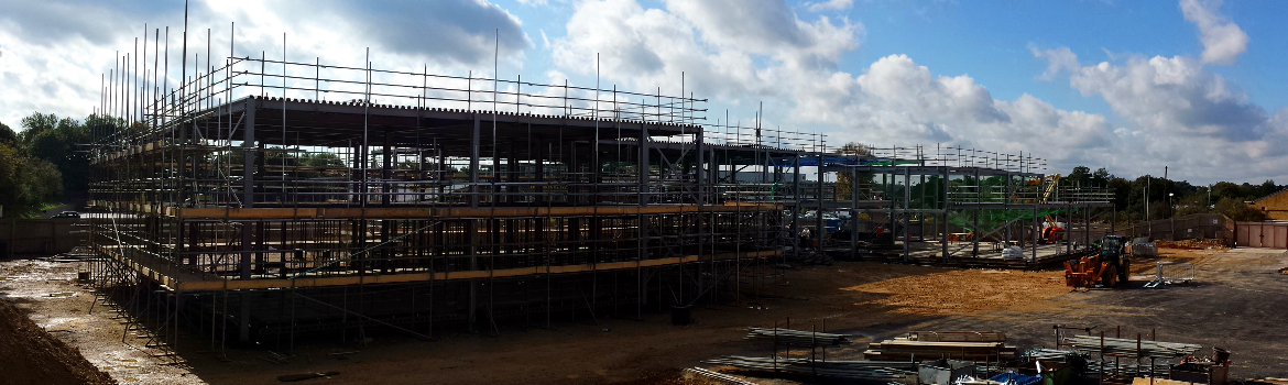 Construction of a new primary school